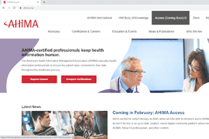 Welcome to AHIMA Access!