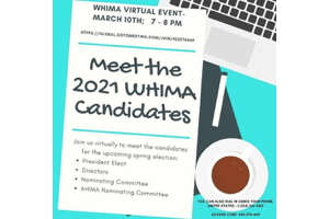 Meet the 2021 WHIMA Ballot Candidates